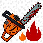 image of chainsaw  - Lucifer  - JPG
