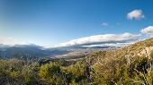 stock photo of anza  - Panoramic view of Anza - JPG