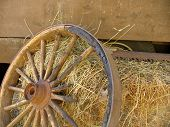 foto of stagecoach  - an old - JPG