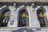 SAN FRANCISCO, CALIFORNIA - JAN 14:  Historic City Hall.  The city's Supervisors unanimously approve
