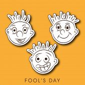 image of fool  - Happy Fool - JPG