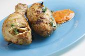 Chicken Leg - A Non-veg North Indian Dish poster