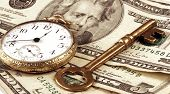 pic of financial management  - pocket watch - JPG