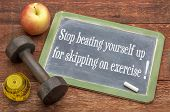 stock photo of red barn  - stop beating yourself up for skipping on exercise  - JPG
