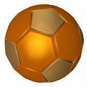 ������, ������: Golden Soccer Ball