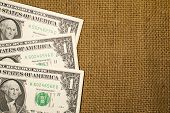 image of sack dollar  - Banknotes  - JPG