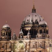 foto of evangelism  - Berlin Cathedral  - JPG