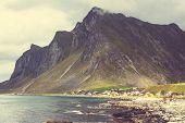 pic of lofoten  - Lofoten island - JPG