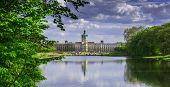 pic of royal palace  - Schloss Charlottenburg  - JPG