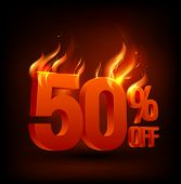 picture of fiery  - Fiery 50 percent off - JPG