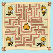 picture of maze  - Maze game - JPG