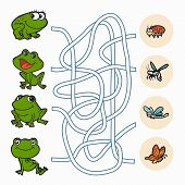 image of maze  - Maze game - JPG