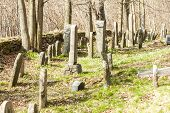 pic of cemetery  - Jewish cemetery - JPG