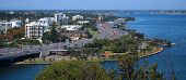 picture of king  - View of Perth from Kings park - JPG