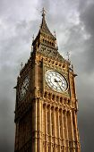 stock photo of big-ben  - A telephoto of Big Ben - JPG