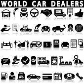 dealership poster