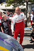 LOS ANGELES, CA - APR 16: Tito Ortiz at the Toyota Grand Prix Pro Celeb Race at Toyota Grand Prix Tr
