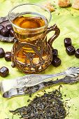 Traditional Arabic Tea poster