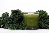Kale And Juice