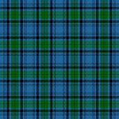 Tartan Plaid. Scottish Pattern In Black, Blue And Green Cage. Scottish Cage. Traditional Scottish Ch poster
