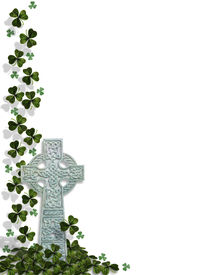 stock photo of st patty  - 3D Illustration for St Patrick - JPG