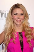 LOS ANGELES - OCT 9:  Brandi Glanville at the Hollywood In Bright Pink at Bagatelle LA on October 9,