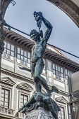 foto of perseus  - Benvenuto Cellini - JPG