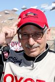 LOS ANGELES - MAR 15:  Dr. William Pinsky at the Toyota Grand Prix of Long Beach Pro-Celebrity Race