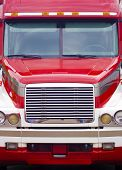 stock photo of 18 wheeler  - Eighteen - JPG