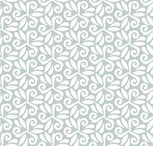 picture of damask  - Oriental vector pattern with damask - JPG