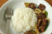 picture of liver fry  - chicken - JPG