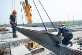 stock photo of engineering construction  - Tyumen - JPG