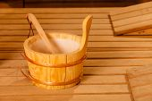 image of ladle  - Beauty health spa and lifestyle concept - JPG