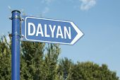 picture of dalyan  - Dalyan is a place in Mugla - JPG