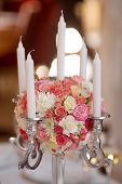 picture of centerpiece  - Candlestick - JPG