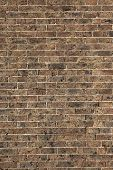 stock photo of oblong  - Old england brick wall texture  - JPG