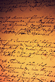 image of annal  - a photo of a vintage handwritten letter - JPG