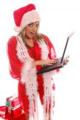 picture of santa-claus  - A very sexy Mrs - JPG