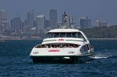 Sydney ferry at Watsons Bay