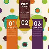 Creative Circle Infographics Design