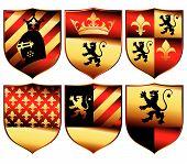Medieval set poster