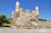 image of crimea  - Old Turkish fortress Yeni - JPG