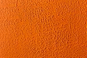 picture of stippling  - Abstract Orange ceiling stipple effect paint background - JPG
