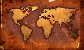 world map textures and backgrounds poster