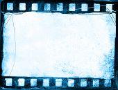 Постер, плакат: гранж фильм полосы эффект фоны