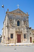 Church of Immaculate Conception. Martano. Puglia. Italy.