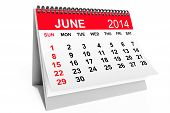 picture of calendar 2014  - 2014 year calendar - JPG