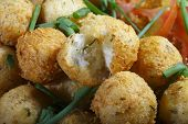 picture of pasteis  - cod cake - JPG