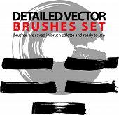 picture of stroking  - Brush strokes palette - JPG