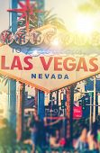 Постер, плакат: Colorful Vegas